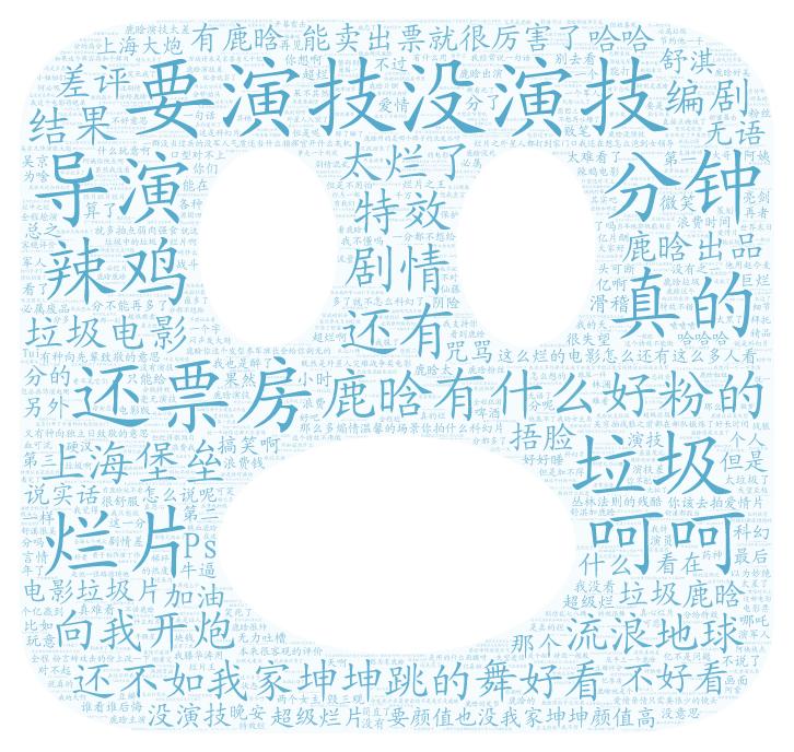 鹿晗-负面